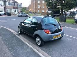 2006 ford ka 1 3 3 doors petrol manual black 12 months mot