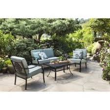 target piscataway tablet black friday hampton bay pine valley 4 piece patio seating set with linen spice