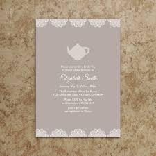 bridal tea party invitations tea party invitation printable pdf tea party invite baby