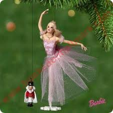 2001 as the sugar plum princess hallmark ornament