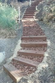 garten treppe diy gartentreppe ideen beete treppe gartentreppe