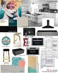 Kitchen Design Boards Color Infused Art Inspired Kitchen Design U2013 Decorating Diva