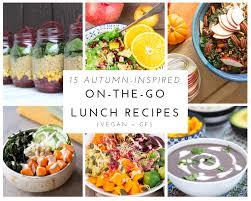 15 autumn inspired on the go lunch recipes vegan gf u2014 plantseeds