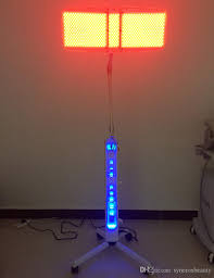 professional led light therapy machine top quality floor standing professional led pdt bio light