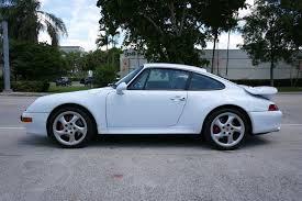 1997 porsche 911 turbo for sale 1997 porsche 911 awd turbo 2dr coupe in doral fl performance