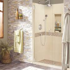 Ez Shower Pan by Swanstone Shower Walls Diy Tile Shower Tub Surround Edges Custom