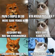Mere Cat Meme - best funny bc bakchod billi memes trolls images for fb whatsapp uk
