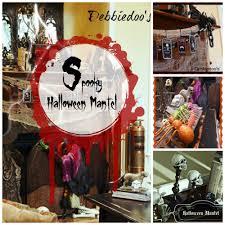 spooky gothic halloween mantel debbiedoo u0027s