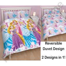Peppa Pig Bed Set by Girls Double Rotary Reversible Duvet Sets Princess Paw Patrol