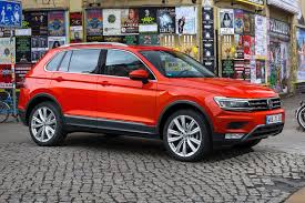 volkswagen models 2017 vw tiguan allspace 2017 review by car magazine