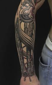 204 best biomechanical tattoos images on pinterest biomechanical