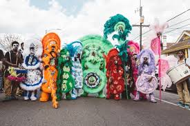 mardi gras indian costumes for sale an intimate journey with the hunters mardi gras indian tribe