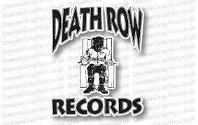 death row records sticker death row records sticker 3 99