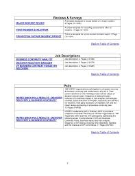 business continuity planning template eliolera com