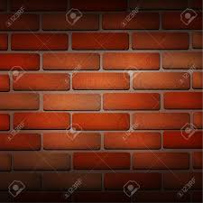 vector red brick texture wallpaper royalty free cliparts vectors