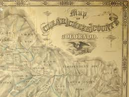 Maps Colorado Eureka The Discovery Of Treasures In The Cu Boulder Libraries