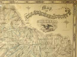 Colorado Counties Map Heiser