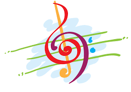colorfull note musical clipart cliparts and others art inspiration