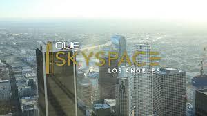 oue skyspace california u0027s tallest open air observation deck