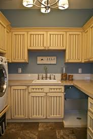 kitchen canisters and jars delightful wash station with chandelier gray walls