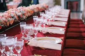 inaugural luncheon head table post swearing in luncheon toulies en fleur s jill medawar used a