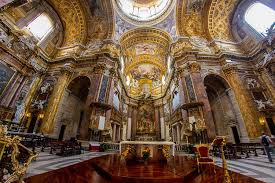 Church Ceilings 10 Best Churches In Rome How To Find Them What To Expect