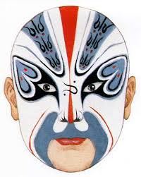 peking opera painted faces colors 1