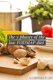 Map Diet The 3 Phases Of The Low Fodmap Diet A Less Irritable Life