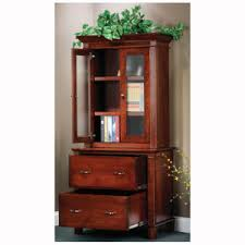 lateral file cabinet with hutch file cabinets archives home wood furniture