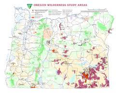 Roseburg Oregon Map Oregon Wilderness Study Areas The Bureau Of Land Managemen U2026 Flickr