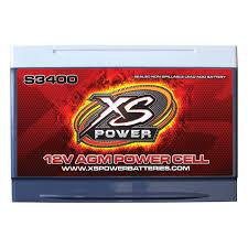 infiniti qx56 battery xs power s3400 s series agm battery