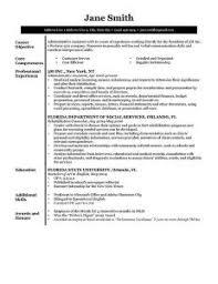 Executive Resume Templates Word Executive Resume Templates Free Jospar