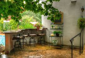 Hanging Plants For Patio Patio Garden Ideas Plants Photograph Of Plants Placed On S