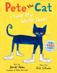 the thanksgiving pete the cat series by dean