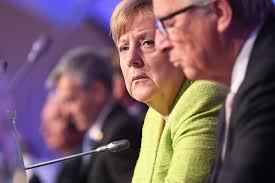 flucht vor altersarmut mit kleiner is pushing merkel to create a german superpower the