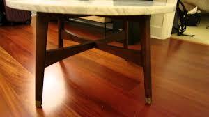 reeve mid century coffee table west elm reeve mid century coffee table marble for sale youtube