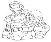 iron man 115 superheros coloring pages printable