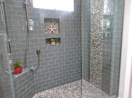 Bathroom Subway Tile Ideas Nice Bathroom Subway Tile Ideas Glass Shower Accent Tikspor