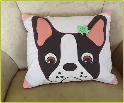 Pottery Barn Boston Ma Boston Terrier Pillow Pottery Barn Home Design Ideas