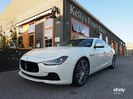 maserati ghibli sport package review 2014 maserati ghibli s q4 awd ebay motors blog