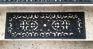 gummimatten f r treppen stufenmatte treppe gummi gummimatte fußmatte gussoptik 75x25cm