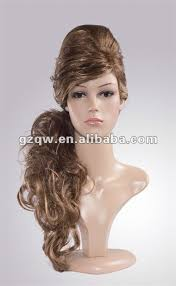 2012 human hair mannequin head in korea mannequin head china