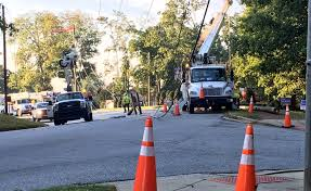 Duke Energy Florida Outage Map by Power Restored After Crash In Jamestown Myfox8 Com