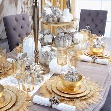 thanksgiving tablescapes 5 different ways dwell beautiful