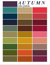 Pale Yellow Color Names The 25 Best Autumn Color Palette Ideas On Pinterest Fall Color