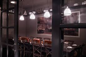 luxury modern restaurant private dining interior design dbgb