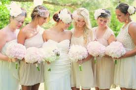 hydrangea wedding bouquet easy diy wedding bouquets fiftyflowers the