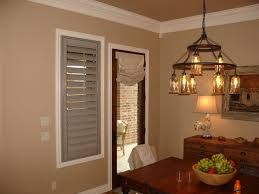 grey shutters with glaze finish kirtz shutters custom