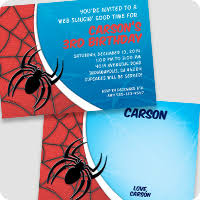 spider man party ideas superhero party ideas at birthday in a box