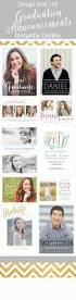 over 150 different graduation announcement and invitation ideas